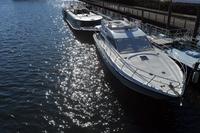 昼下がりの京浜運河