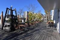 昼下がりのカフェ