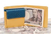 財布 1万円札