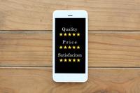 スマホの品質・価格・満足度