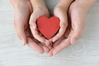 親子の絆イメージ
