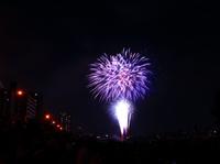 Doshin firework display