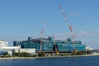 東京ビッグサイト 改築工事