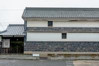 倉敷 白壁の土蔵