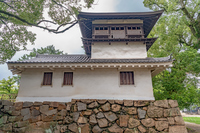福山城 鐘櫓