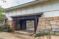 福山城 筋鉄御門