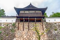 福山城 湯殿