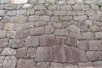背景素材 福山城石垣