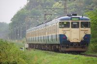 森の中の成田線