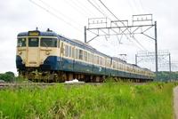 成田に向かう113系