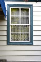 窓 ガラス戸 壁面 西洋風