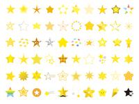 星アイコンセット5