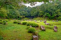常栄寺庭園 雪舟庭の情景