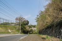 春の大多喜城の風景