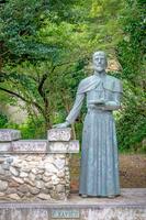 山口サビエル記念聖堂 フランシスコ・ザビエル像