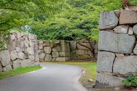 萩城 二の丸南門跡