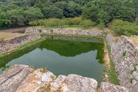 萩城の風景