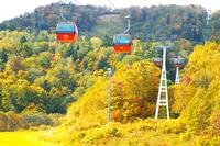 晩秋の札幌国際スキー場