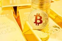 ビットコインとゴールド(金)