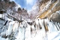 絶景の七条大滝