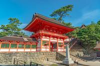 日御碕神社 楼門