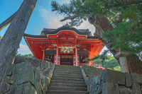 日御碕神社 神の宮拝殿