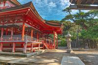 日御碕神社 下の宮拝殿