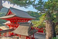 日御碕神社の風景