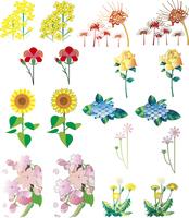 花のカット集_01