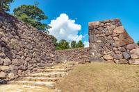 松江城 水の手門跡