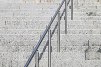 階段 石段 手すり