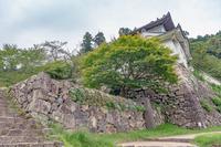 出石城 本丸西隅櫓