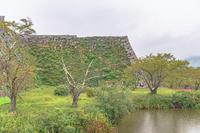 篠山城の風景