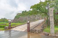 篠山城 表門跡