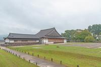 篠山城 本丸跡と大書院