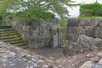 篠山城 二の丸埋門