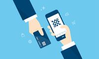 QRコード決済とクレジットカードのイメージ