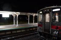 石北本線 留辺蘂駅(キハ54系)