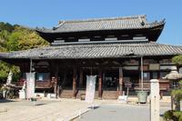 滋賀 三井寺 観音堂