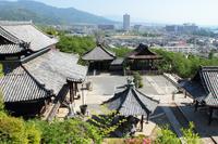 滋賀 三井寺 境内
