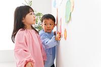 幼稚園児イメージ