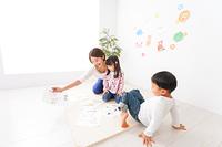 こども園・幼稚園・保育園・英語教室・習い事イメージ