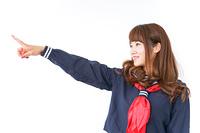 セーラー服 女子高生