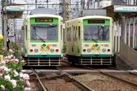 東京都電・車両と風景