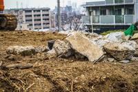 土木建築現場と作業風景