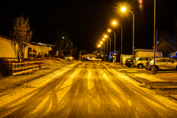 アイスランドの道路