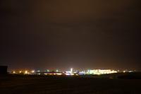 アイスランドの夜景