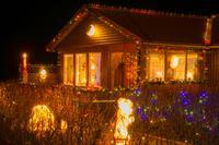 アイスランドのクリスマスの装飾