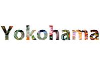 横浜(YOKOHAMA)ロゴ