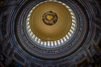 アメリカ合衆国議会議事堂(United States Capitol)の天井画
